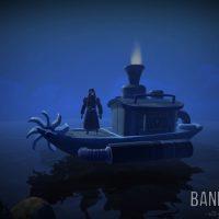 Oceanhorn - Monster of Uncharted Seas mystérieux méchant sur un bateau