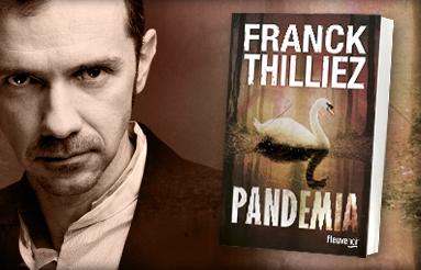 Pandemia livre et Franck Thilliez