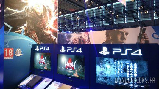 nioh-demo-stand-playstation-paris-games-week-2016-band-of-geeks