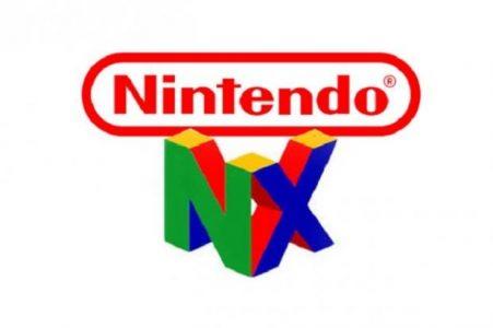 Nx Nintendo Logo inspiré de la N64