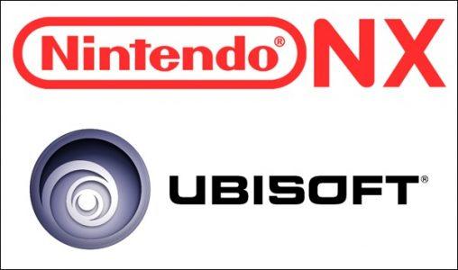 Nx Nintendo et Ubisoft logos