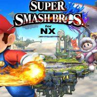 Nx Super Smash bros avec Mario et les Ice Climbers