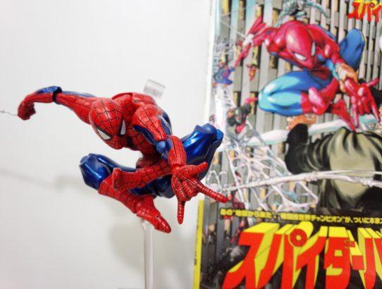 Spider-Man débarque chez Revoltech !
