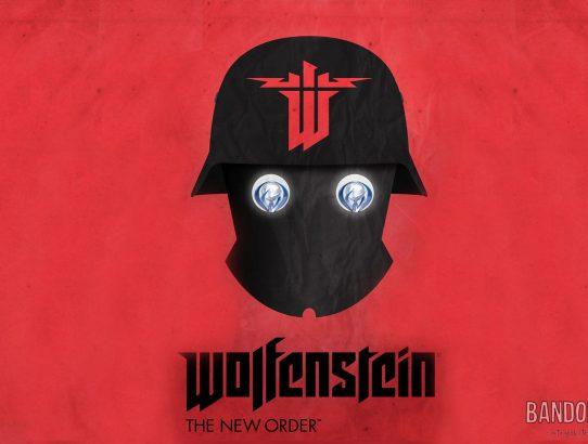 Mon 146ème trophée Platine avec Wolfenstein: The New Order