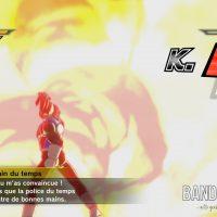 Dragon Ball Xenoverse 2 Aizen provoque une explosion et remporte le combat