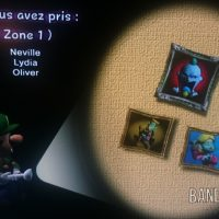Journal Nostalgie récapitulatif Luigi's Mansion