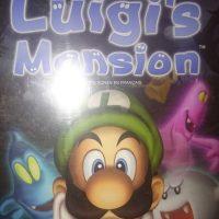 Journal Nostalgie Luigi's Mansion boite française Game Cube