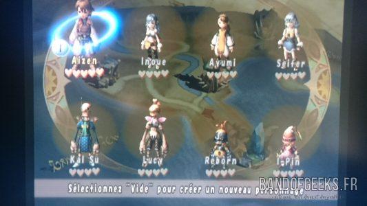 Journal Nostalgie Final Fantasy Crystal Chronicles caravane du héros