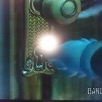 Journal Nostalgie Luigi's Mansion Luigi insère une clé dans la serrure