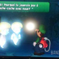Journal Nostalgie jumeaux fantômes proposent à Luigi de jouer Luigi's Mansion