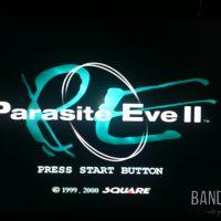 Parasite Eve II écran titre