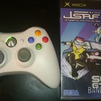 Jet Set Radio Future et manette Xbox 360