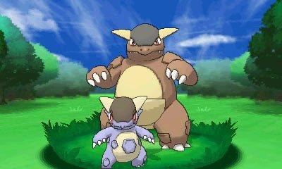 Kangourex, depuis toujours mon favoris, se révèle être la seule méga-évolution vraiment utile du jeu
