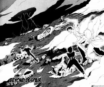 Ténèbres Yu Yu Hakusho