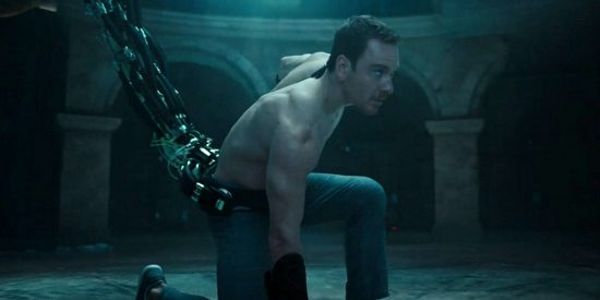 Assassin's Creed Film Fassbender Animus