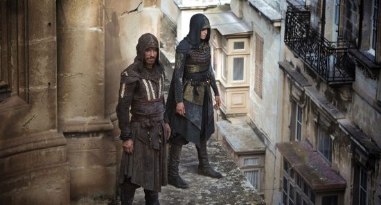 Assassin's Creed Film Maria Aguilar Debout