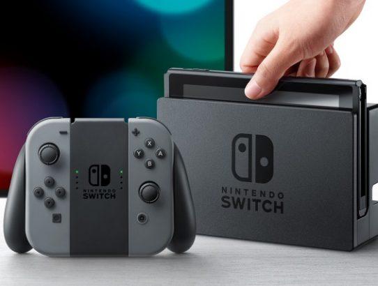 J'ai craqué pour... La Nintendo Switch