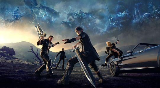 Bilan Jeux-Vidéo 2016 Band of Geeks Final Fantasy XV
