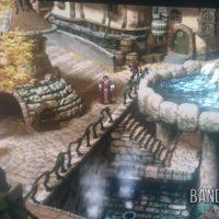 Legend of Dragoon Dart est dans la ville de Lavitz