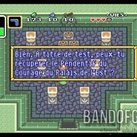 A Link to the Past l'Ancien donne une mission à Link