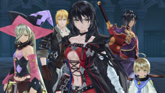 Tales of Berseria le groupe prend la pose Nos jeux du moment 19 Band of Geeks