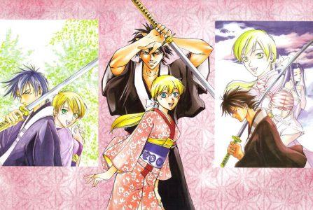 Kyo aux yeux de démon et Yuya Shiina prennent la pose