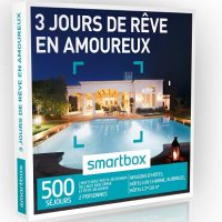 Smartbox 3 jours en amoureux