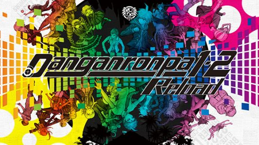 Danganronpa 1-2 Reload Art cover Band of Geeks