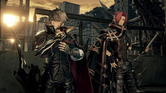 Personnage Principal coéquipier Code Vein Band of Geeks