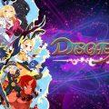 Disgaea 5 Complete personnages principaux et logo du jeu