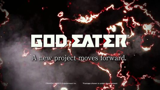 God Eater New Project Actualité de la Semaine Band of Geeks