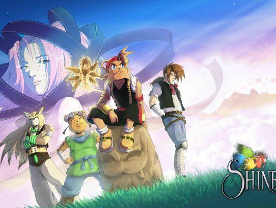 Shiness présentation des personnages principaux