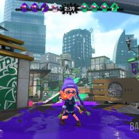 Splatoon 2 Global Testfire Personnage Double flingue