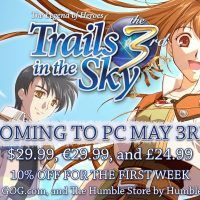 The Legend of Heroes Trails in the Sky 3 annonce Actualité de la Semaine Band of Geeks