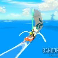 Wind Waker Link part à l'aventure à bord du Lion Rouge