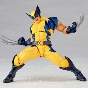 Wolverine figurine Amazing Yamaguchi Band of Geeks