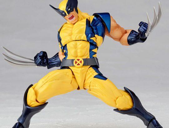 Wolverine, la nouvelle figurine Amazing Yamaguchi qui déchire !