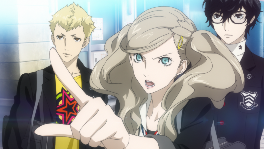 Ann Ryuuji MC Persona 5 Band of Geeks