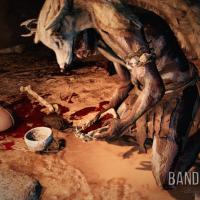 Far Cry Primal le chaman Tensay prépare une mixture pour Takkar