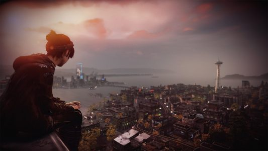 Faith inFAMOUS First Light Band of Geeks