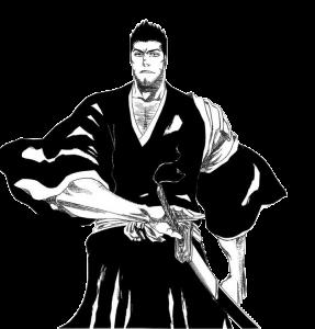 Bleach Isshin Kurosaki en shinigami