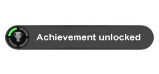 Succès Xbox 360 Achievement unlocked