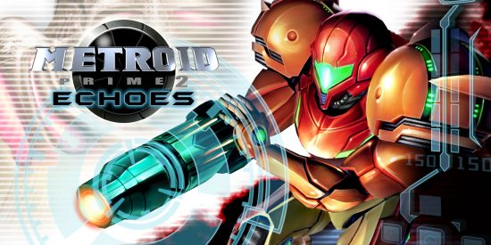 metroid prime 2 echos artwork cover