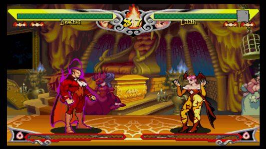 Vampire Darkstalkers Dimitri vs Lilith Band of Geeks