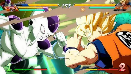 Dragon Ball Fighters Frieza vs Goku Band of Geeks