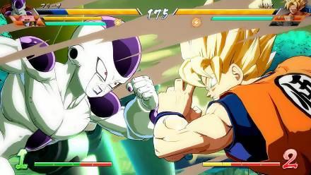 Dragon Ball Fighters Frieza vs Goku Band of Geeks