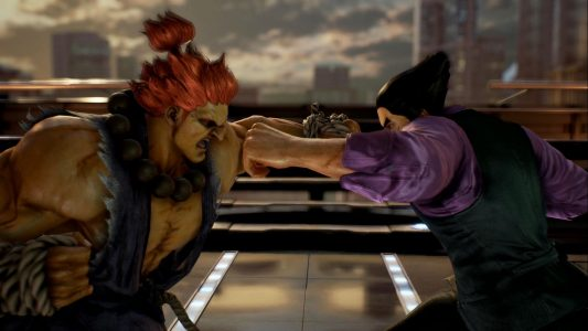 Tekken 7 Story Mode Akuma Kazuya Fight Band of Geeks