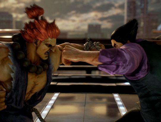 Préparez le mercurochrome, Tekken 7 débarque sur Band of Geeks !