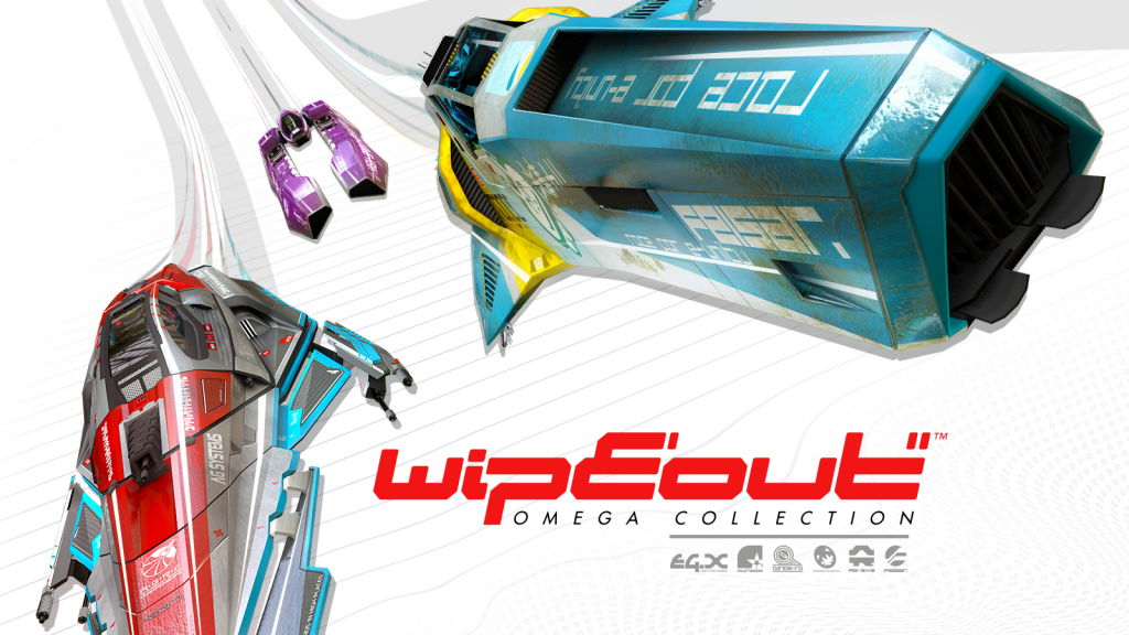 wipeout omega collection wallapaper