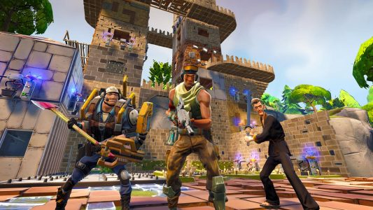 Fortnite Héros fort Band of Geeks